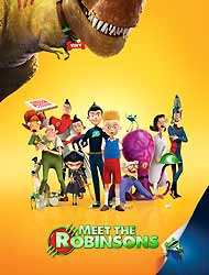 Meet the Robinsons, Ddescubriendo a los Robinsons